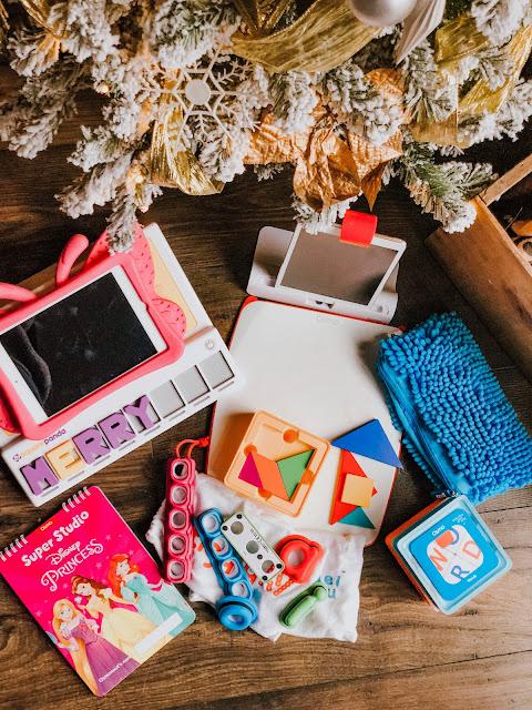 ipad gift guide, osmo, square panda, tiggly, ipad games