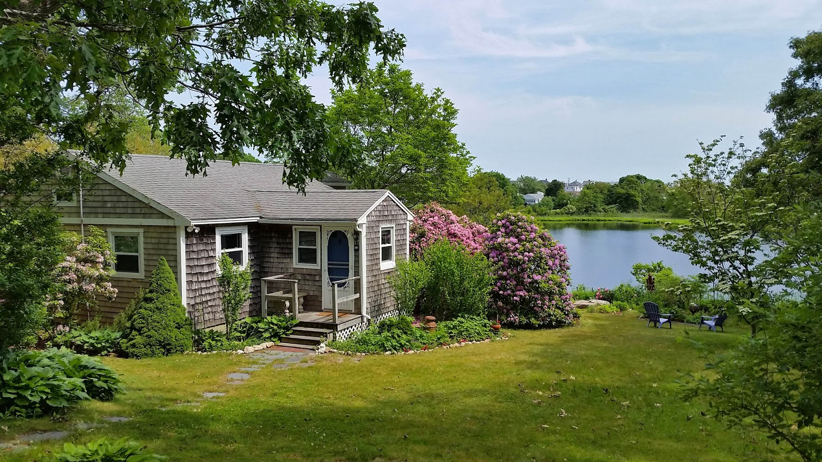 New England Cottage House Plans Joe S Retirement Blog A Summer Cottage Bartlett Pond