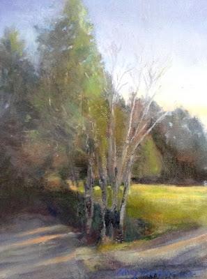 Light on the Meadow - N. Van Blaricom