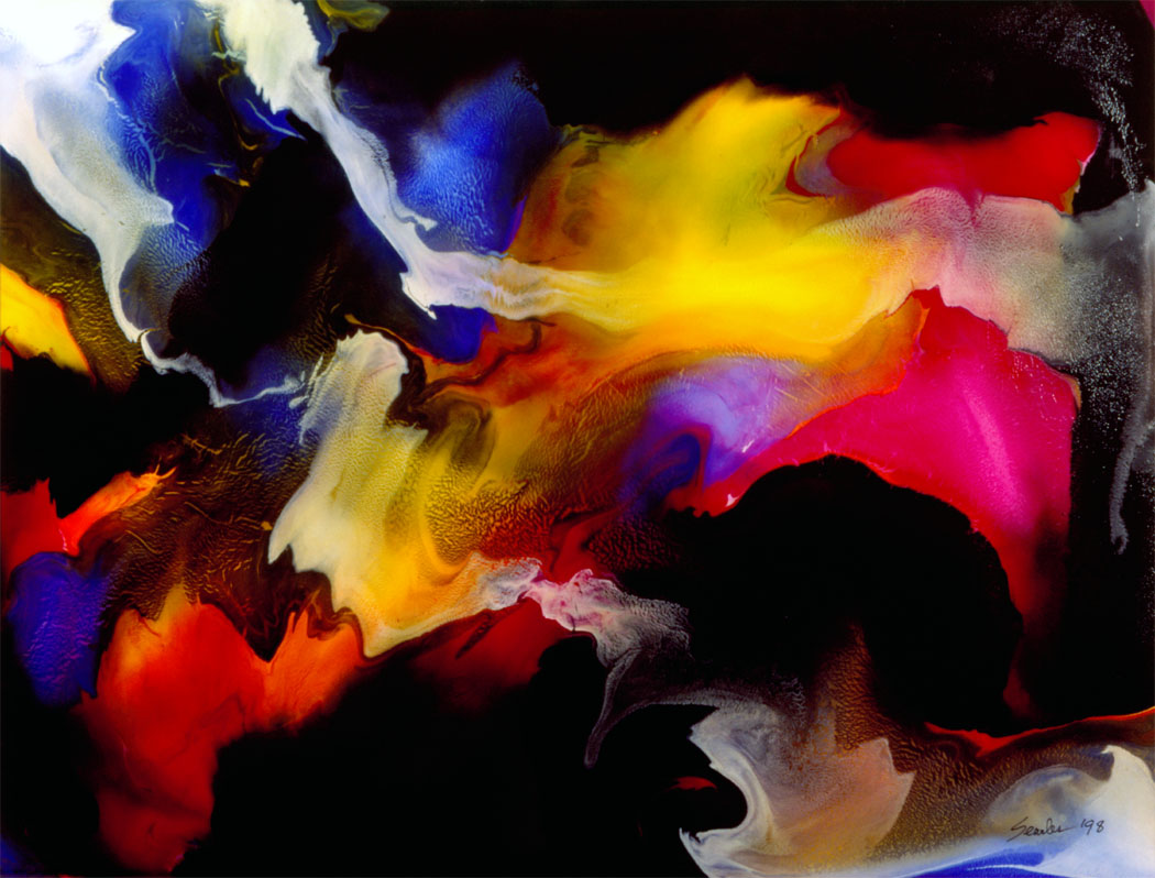 art canvas abstract