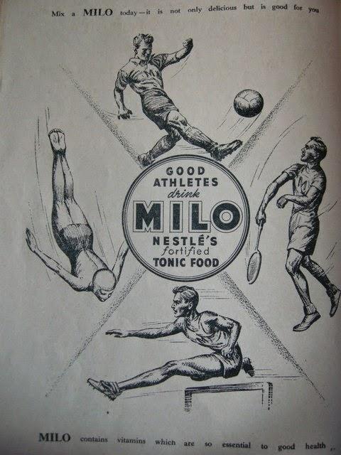 Sejarah Minuman Milo