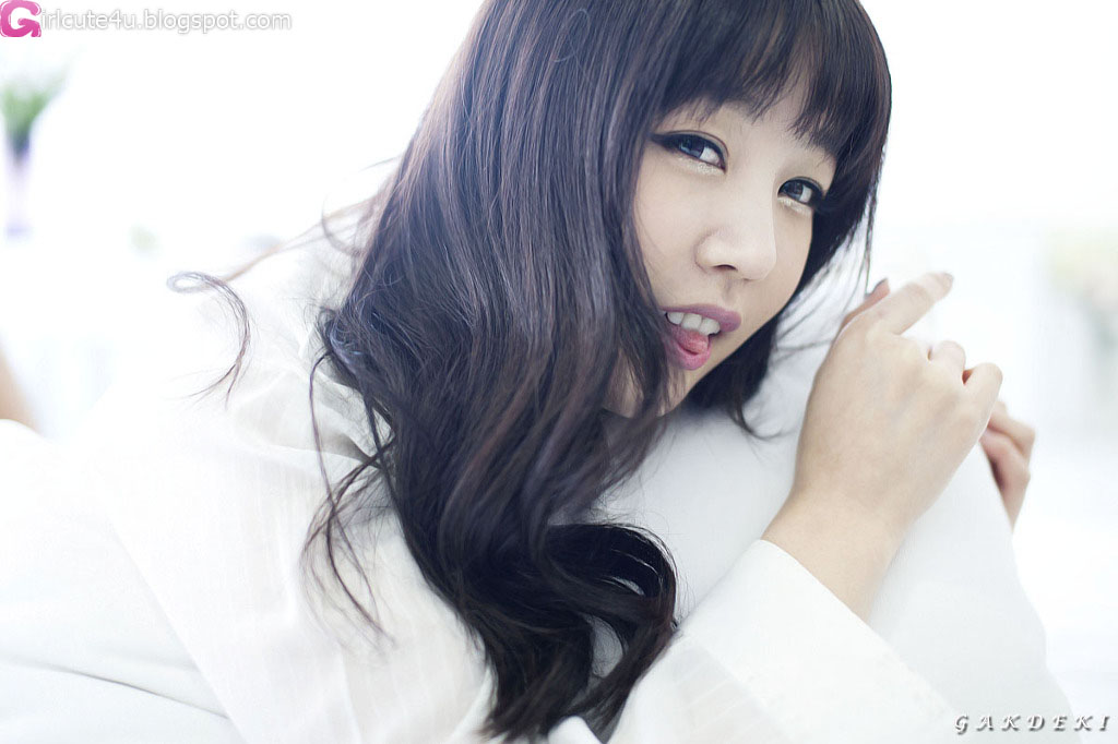 Xxx Nude Girls Pure White Hong Ji Yeon-5360
