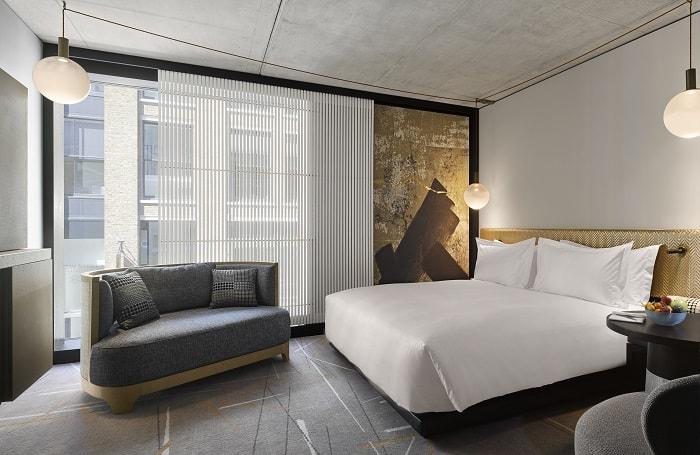 Nobu Hotel Shoreditch Premium Room
