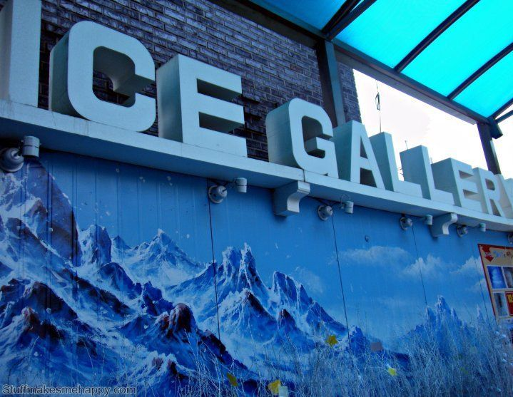 9. Ice Gallery in Seoul