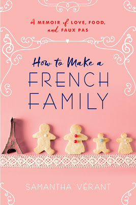 How to Make a French Family by Samantha Vérant review by French Village Diaries