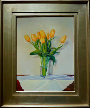 """Yellow Tulips"""
