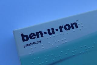 Dosagem recomendada de ben-u-ron® 75 mg supositório