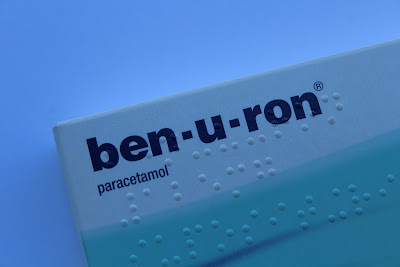 Medida do paracetamol xarope (medida ben-u-ron® xarope)
