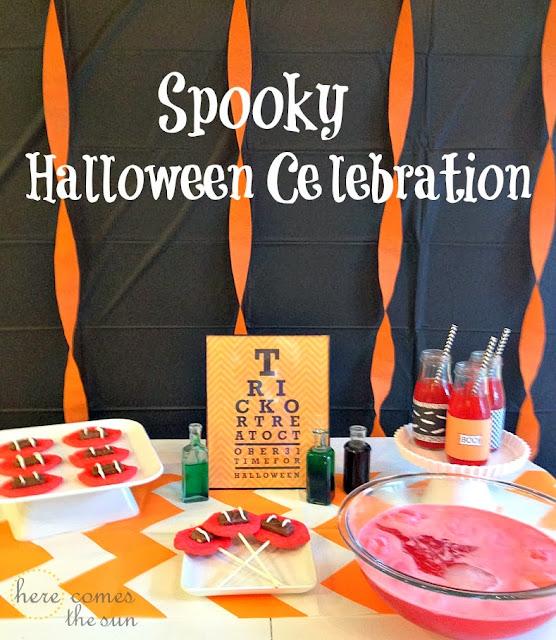 Spooky Halloween Celebration #SpookyCelebration #shop