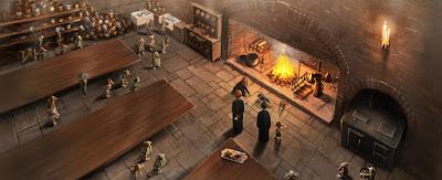 Le cucine di Hogwarts (Momento 2)