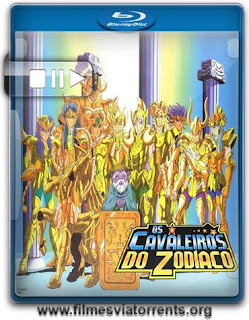 Os Cavaleiros do Zodíaco: Saga Das Doze Casas Parte 1 Torrent - BluRay Rip