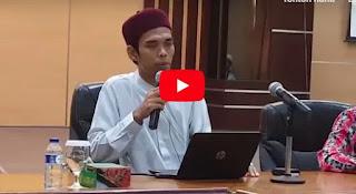 Ustadz Abdul Somad Berbicara tentang Syiah