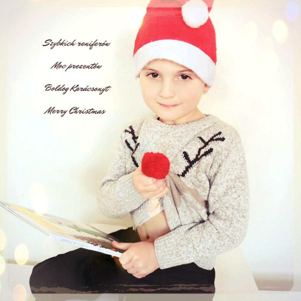 Magiczny Wiersz Noc Wigilijna I życzenia świąteczne Od