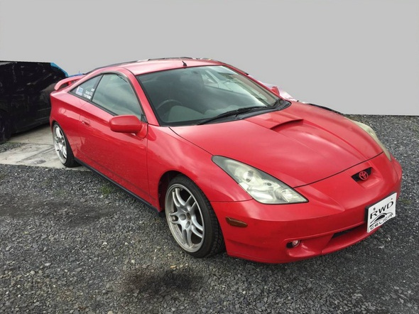 2001 Toyota Celica SS-2 drift RWD coversion is up for sale