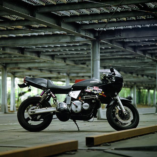 No Future Krew - Kawasaki Turbo