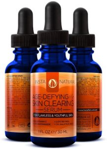 age defying skin clearing serum