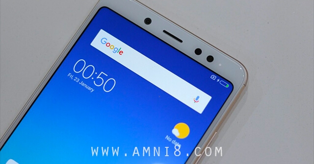 كل ما تود معرفته عن مواصفات مميزات و عيوب هاتف Xiaomi Redmi Note 5 Pro الجديد