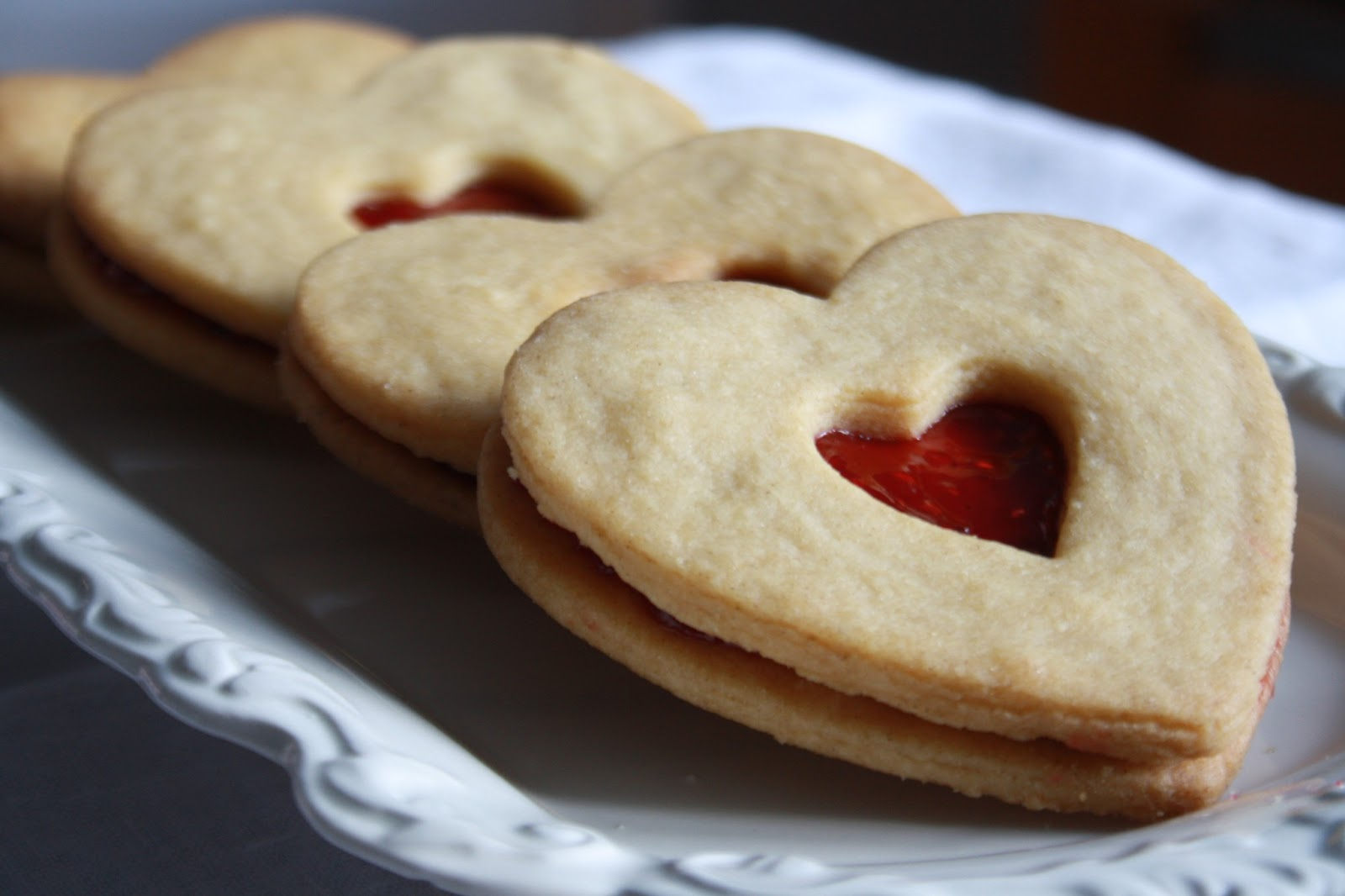 Tales From A Happy House Biscuits For Your Valentine