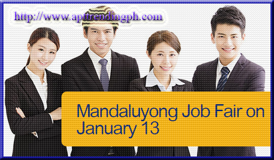 January 2018 Job Fair