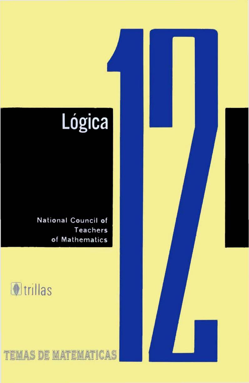 Cuaderno 12: Lógica