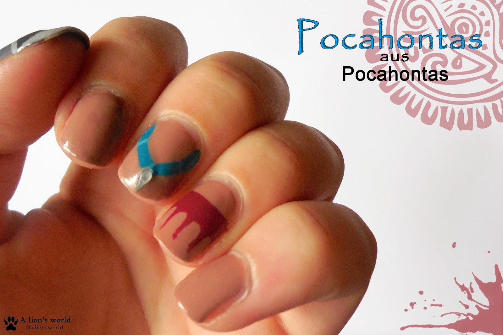 Blogparade] Disney Princess Blogger Aktion - Pocahontas - alionsworld