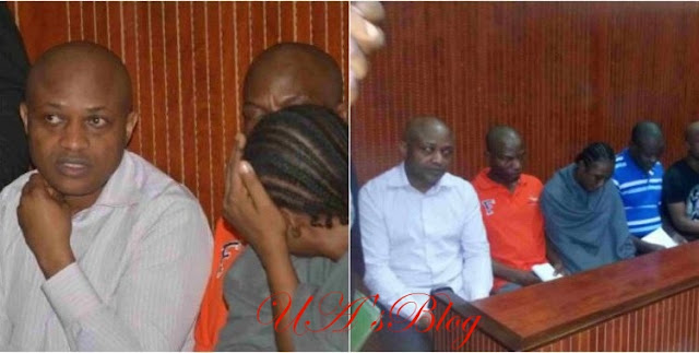 I never confessed to be a kidnapper – Evans says in court