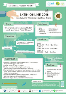 LKTIN Online 2016