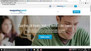Como ganhar dinheiro na Web com Magazine Luíza
