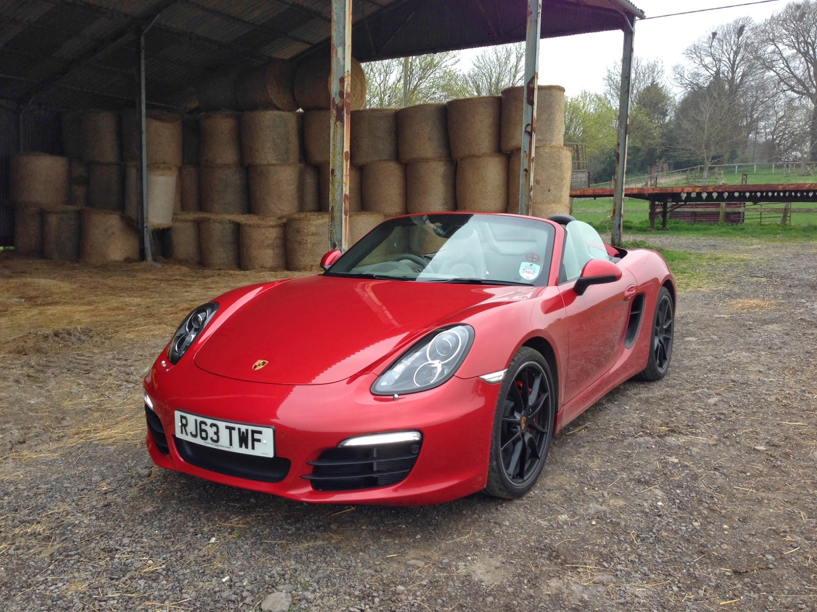 Speedmonkey 2014 Porsche Boxster S First Drive Review