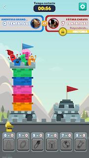 duelo de torres do jogo perguntados 2
