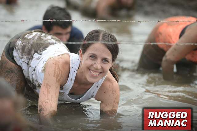 Rugged Maniac Barbed Wire