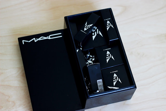 MAC Star Trek Collection