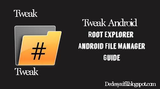 Download tweak ram android