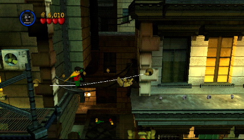 Download LEGO Batman The Video Game PPSSPP