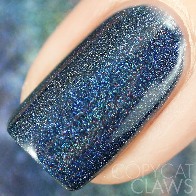 Lacquester Blue Matter Swatch
