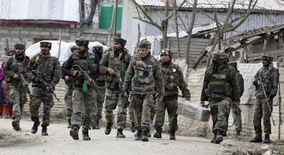 कश्मीर के बारामूला में दो आतंकी गिरफ्तार पाकिस्तान में लेकर आए ट्रेनिंग