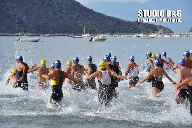 """Την 1η Οκτωβρίου το """"Energy Triathlon Tolo 2017"""""""