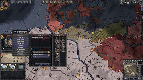 Crusader Kings II: Conclave Multilenguaje