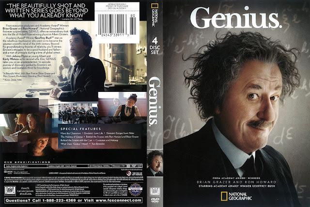 Genius DVD Cover