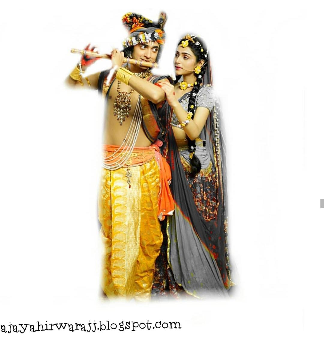 THE POETRY BLOG: Star Bharat Radha Krishna Cast, Story, Start Date
