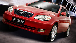 Dream Fantasy Cars-BYD F3R 2011