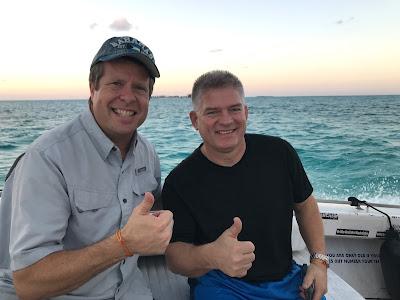 Jim Bob Duggar and Gil Bates