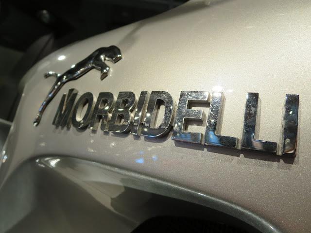 Morbidelli V8 Barber Museum