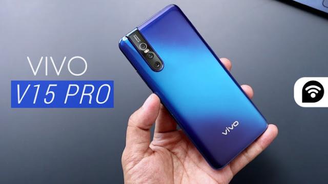 Vivo V15 Pro (2019) - Spesifikasi, Fitur Lengkap dan Harga Terbaru di Indonesia