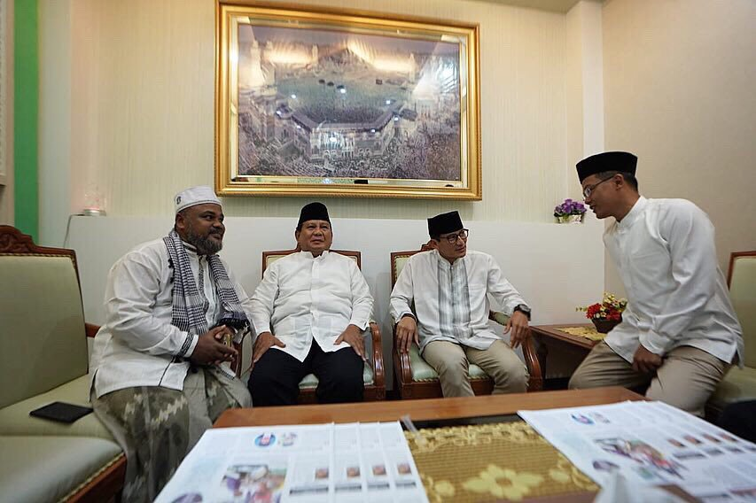 Innalillahi,  Kabar Duka Datang dari Prabowo