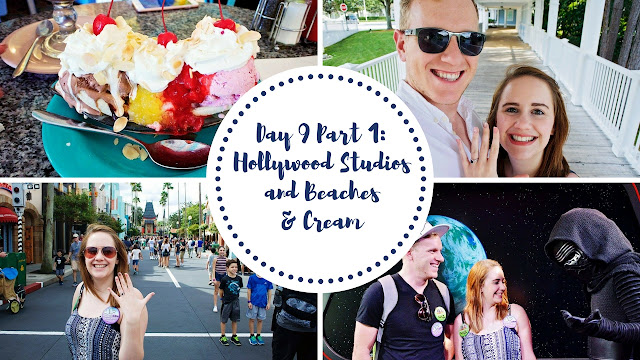 Hollywood Studios, Beaches and Cream