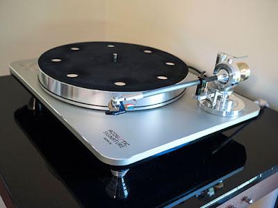 Sản phẩm Hi-End Cơ đĩa than - Acoustic Signature WOW XXL