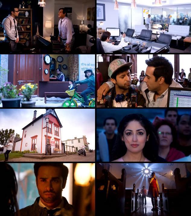 Sanam Re 2016 Hindi 480p DVDRip