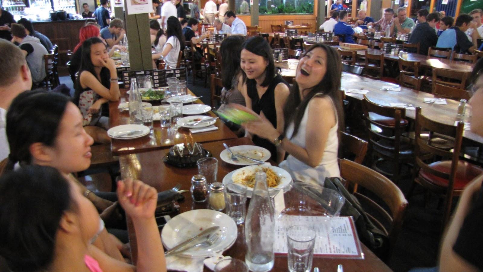 Sofia Restaurant Burwood Menu