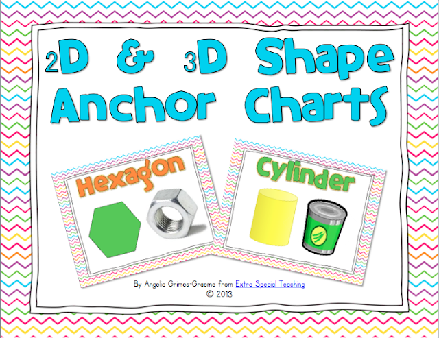 Learning About Shapes A 2 Week Unit Of Lesson Plans On 2d